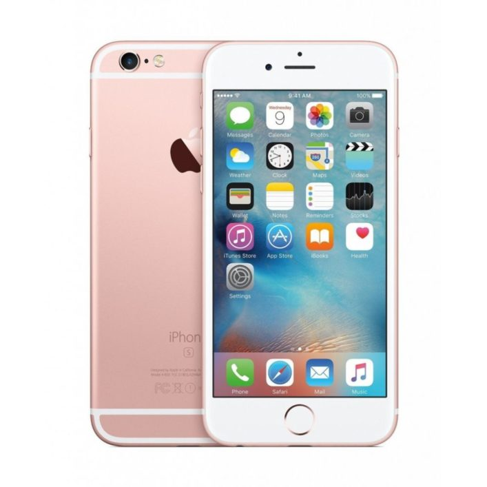 iPhone 6S 128Gb Pink