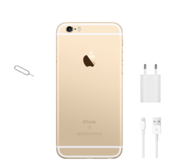 iPhone 6S 32Gb Gold без Touch ID